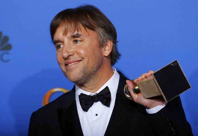 Richard Linklater won de prijs voor beste regisseur. Beeld REUTERS