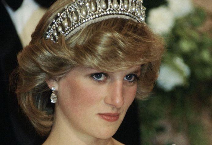 Lady Diana en 1983.