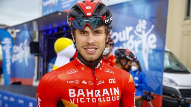 Phil Bahaus snelste van het pak in openingsetappe Ronde van Slovenië