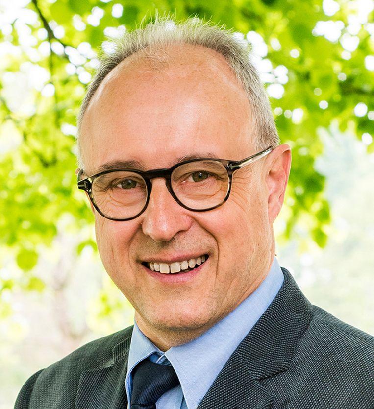 Prof. dr. Klaas De Brucker: 'Zou voor afvalreductie zo een tweede beste oplossing in de praktijk niet tot betere resultaten leiden?' Beeld RV