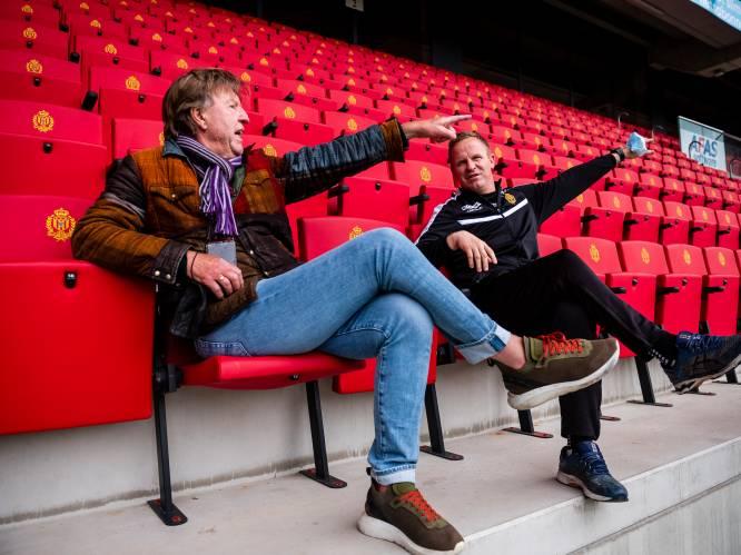 """Een uniek dubbelinterview tussen De Mos en Vrancken, die met KV Mechelen Europees ticket wil pakken: """"Wouter kan stap hogerop zetten"""""""