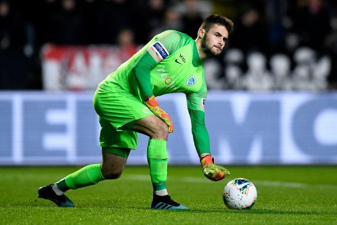 Thomas Didillon werd dit seizoen door Anderlecht uitgeleend aan RC Genk. Deze week wordt beslist of zijn optie wordt gelicht