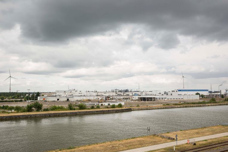 De voormalige Ford-site met als extra troef de nabijheid van het Albertkanaal.