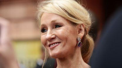 """J.K. Rowling had waarschijnlijk corona: """"Hersteld na twee weken"""""""