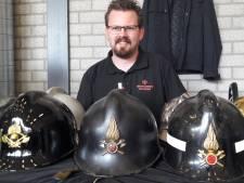 Kees (23) maakt zich op voor 'grootste 112-beurs van Europa' in Harderwijk: 'Ik heb 200 brandweerhelmen'