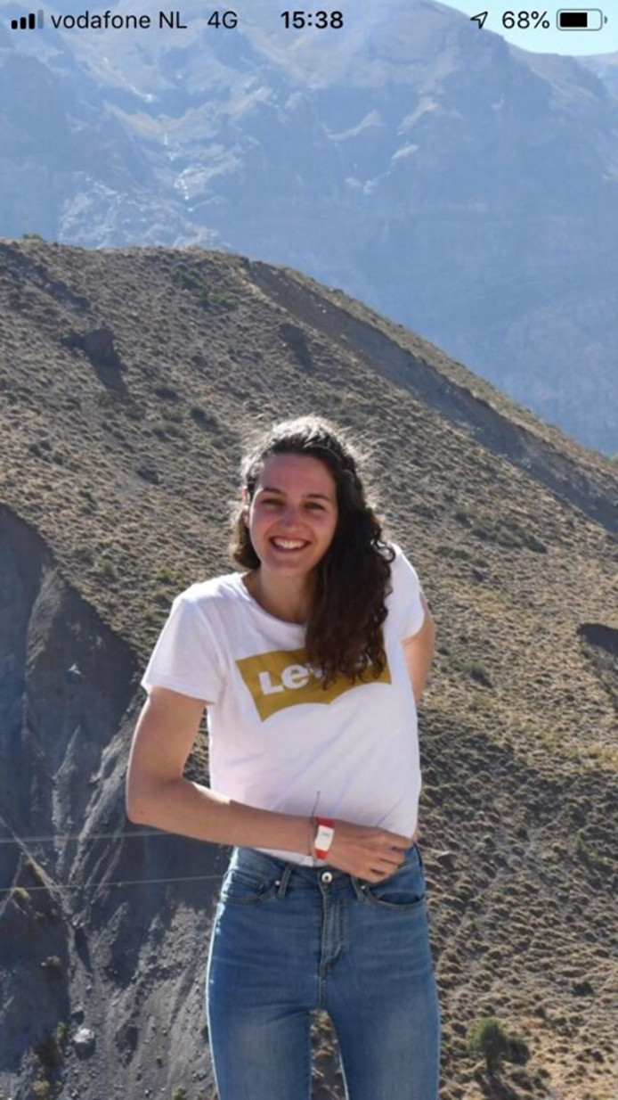 Emilie Tacke (23) is vermist in Colombia