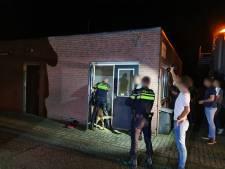 Halfnaakte man breekt in bij gierzuiveringsbedrijf in Elspeet: 'Hij bezocht bepaalde websites'