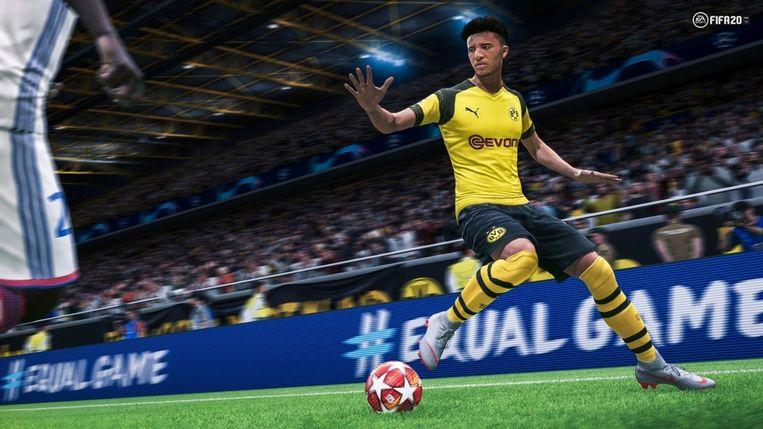 Fifa 20 Beeld Electronic Arts