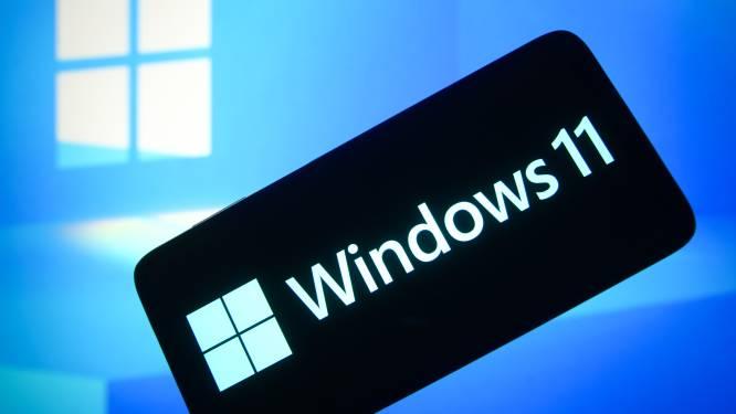 Vandaag verschijnt Windows 11: dit is er allemaal nieuw aan