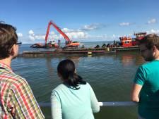 Open dag biedt inkijkje bouw Flevokust Haven