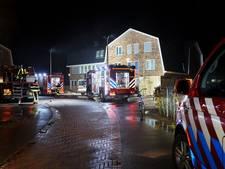 Meerdere bewoners gered bij brand in zorginstelling ASVZ Vincentius in Udenhout