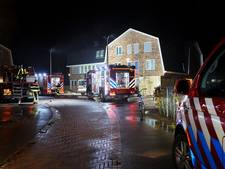 Bewoners gered bij brand in zorginstelling ASVZ Vincentius in Udenhout