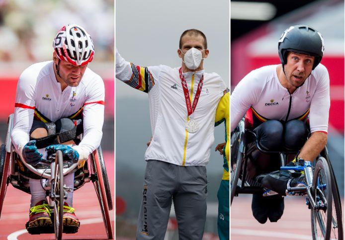 Genyn, Vromant et Habsch: quatre nouvelles médailles pour les Belges aux Jeux paralympiques