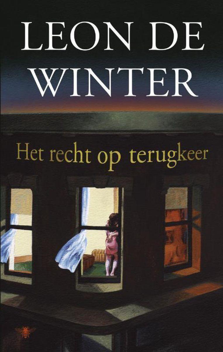 Ontwerp Jan de Boer, 2008. Beeld De Bezige Bij