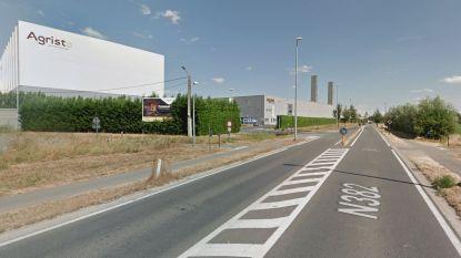 Werken voor fietsoversteek aan Agristo starten