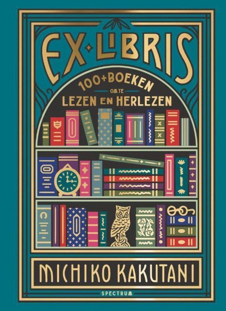 Ex Libris, Michiko Kakutanu Beeld