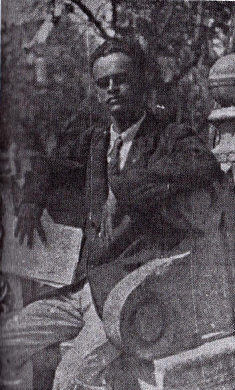 Louis Doedel. Beeld Fotovita
