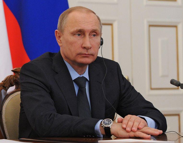 De Russische president Poetin beveelt een onderzoek.