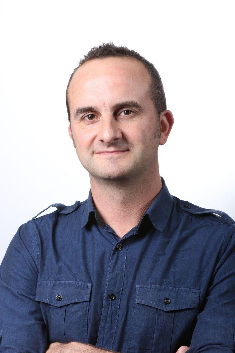 Stefan Grommen. Beeld rv