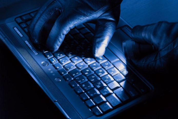 De cybercriminaliteit steeg het afgelopen jaar ook bij de pz Vlas enorm