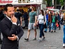 Jerry: 'Hopelijk geeft de return van Mark & Pipo uitsluitsel over het dragen van mondkapjes'