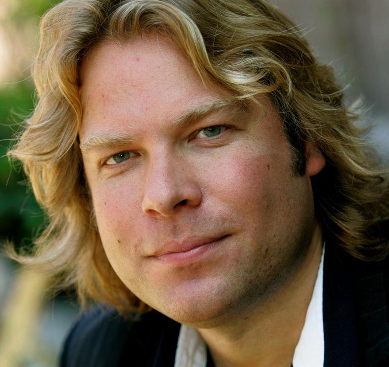 Robert Jensen in 2005. Beeld anp