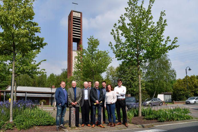 Het schepencollege heeft een deal met de Kerkraad. De gemeente koopt het gebouw en behoudt de kerktoren.