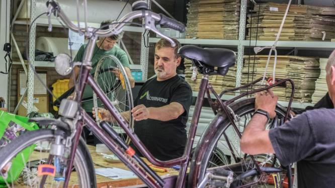 Repair Café zaterdag, waar je fiets kan laten herstellen en registreren