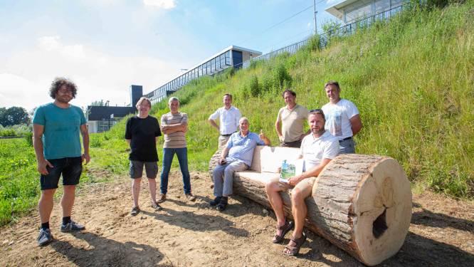 Amerikaanse eiken uit Hertigem- en Liedekerkebos krijgen nieuw leven in Liedekerke en Ternat
