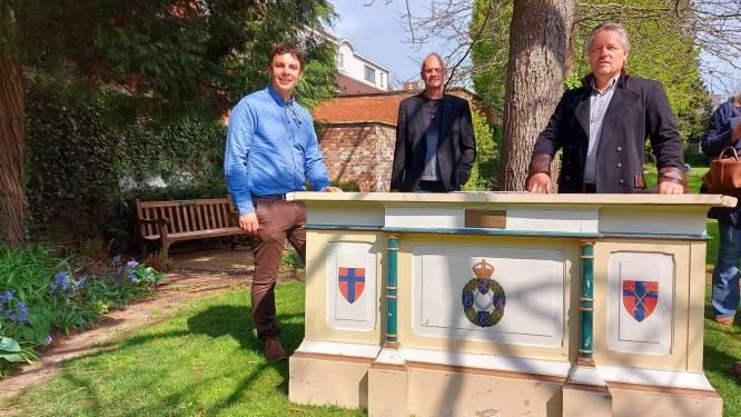 """Historisch WOII-altaar 54 jaar vermist, na lange zwerftocht terug in Talbot House: """"We hopen dat onze zolderkapel de laatste halte wordt van de bewogen reis"""""""