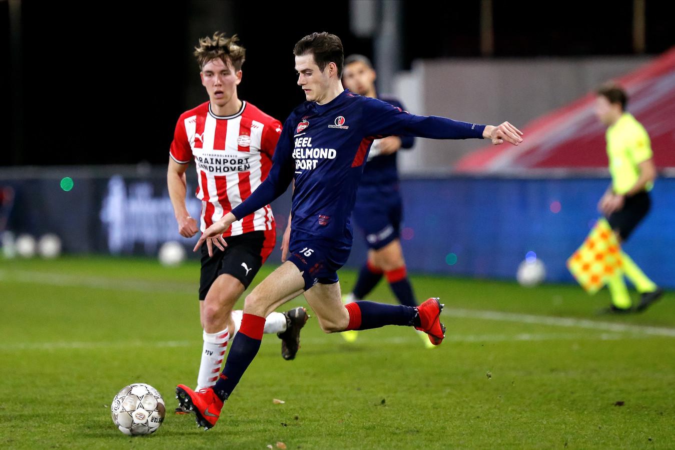 Jong PSV - Helmond Sport