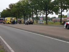 Flinke vertraging richting Glanerbrug door kettingbotsing
