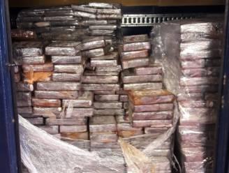 Politie vindt bijna 2 ton coke tussen lading tegels in Gentse haven: straatwaarde van 100 miljoen euro