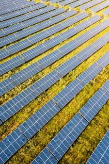 Streep door plan zonnepanelen bij Mariapeel