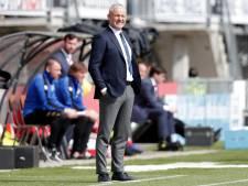 NEC-trainer Jack de Gier: 'De scherpte ontbrak'
