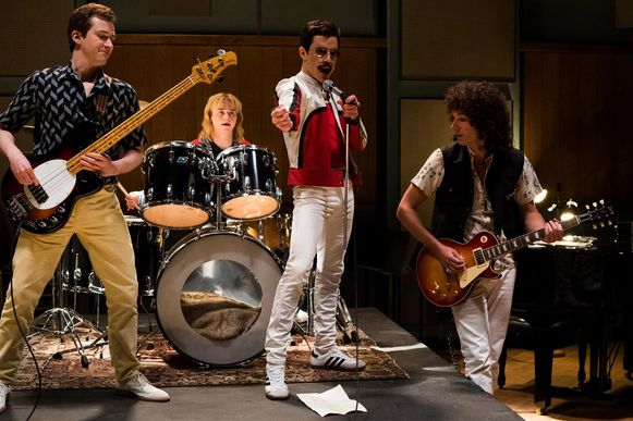 Onder meer de film 'Bohemian Rhapsody' wordt als openluchtfilm getoond
