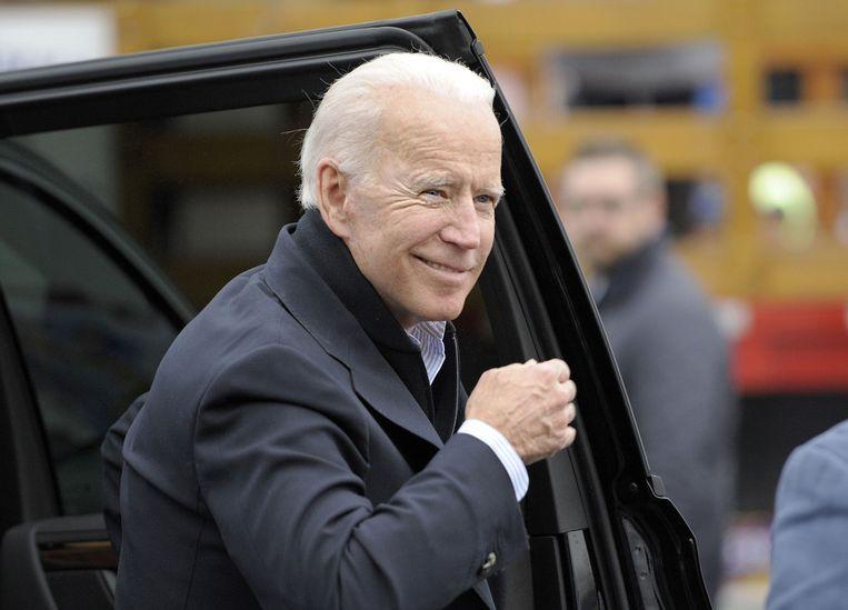 Joe Biden was acht jaar vicepresident onder Barack Obama, en zou volgend jaar zelf een gooi willen doen naar het presidentschap. Beeld