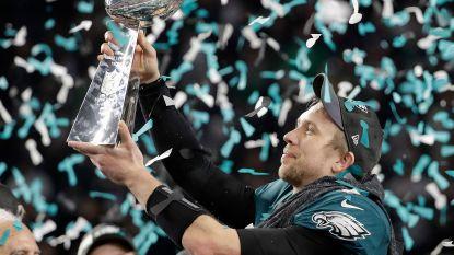Underdog Philadelphia Eagles verrassende winnaar van Amerikaanse Super Bowl