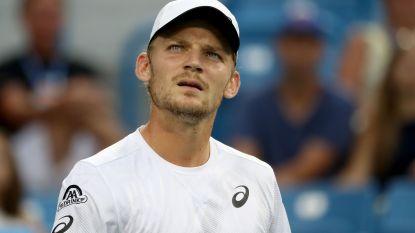 David Goffin start US Open tegen kwalificatiespeler, Elise Mertens in eerste ronde tegen Japanse