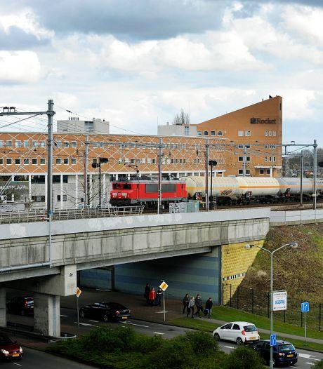 Deze oplossingen heeft Dordrecht om toch te kunnen bouwen langs het spoor