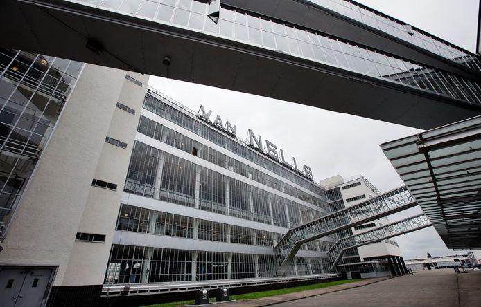 De Van Nelle Fabriek in Rotterdam-West.