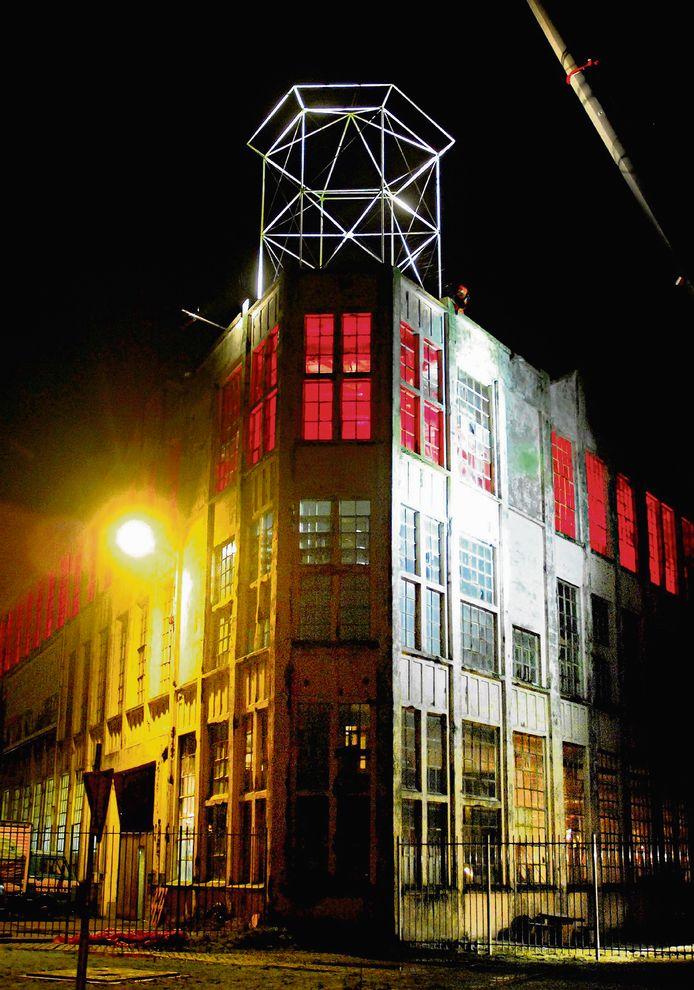 In maart 2007 kwam het torentje al eens in de verbeelding terug voor de manifestatie van Motel Insomnia van stichting Zuidlicht.