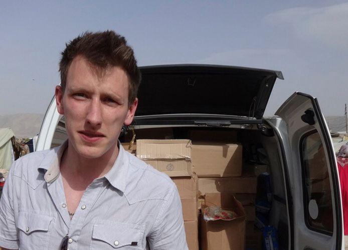 Hulpverlener Peter Kassig is de derde Amerikaan die door IS werd onthoofd.