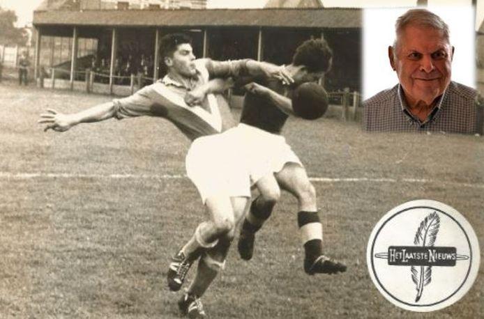 Norbert Van Waesberghe speelde vanaf 1955 tot midden jaren 60 in het eerste elftal van KVV Zelzate.