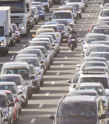 Verkeer op A1 heeft last van twee incidenten tussen Apeldoorn en Deventer