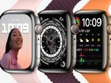 Dit is de kleinste upgrade die de Apple Watch ooit kreeg