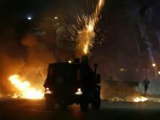 Deux Palestiniens tués dans des heurts avec l'armée israélienne, plus de 100 blessés en Cisjordanie