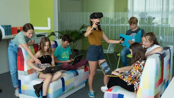 GO! Scholengroep20 wint een 'Belgian Game Award'