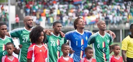 RKC'er Bakari schrijft historie met de Comoren: kleine Afrikaanse eilandengroep plaatst zich voor de Afrika Cup