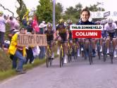 Column Thijs Zonneveld   Wanneer krijgen renners eindelijk eens respect van die talloze imbecielen?